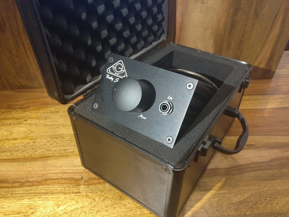 First German review of GSS' Baby Sumo Power Amp